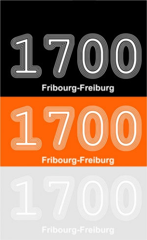 1700 Fribourg-Freiburg