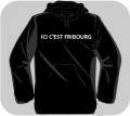 Kapuzen Sweatshirt ICI C'EST FRIBOURG